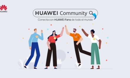 HUAWEI celebra el primer aniversario de su Comunidad de Fans: HUAWEI Community