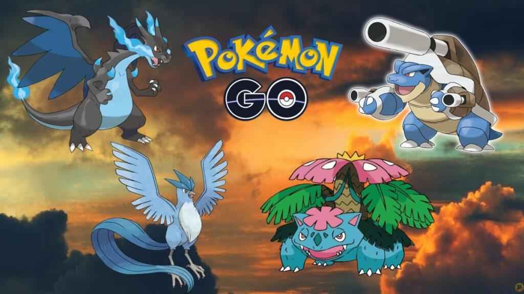 Pokémon GO móviles