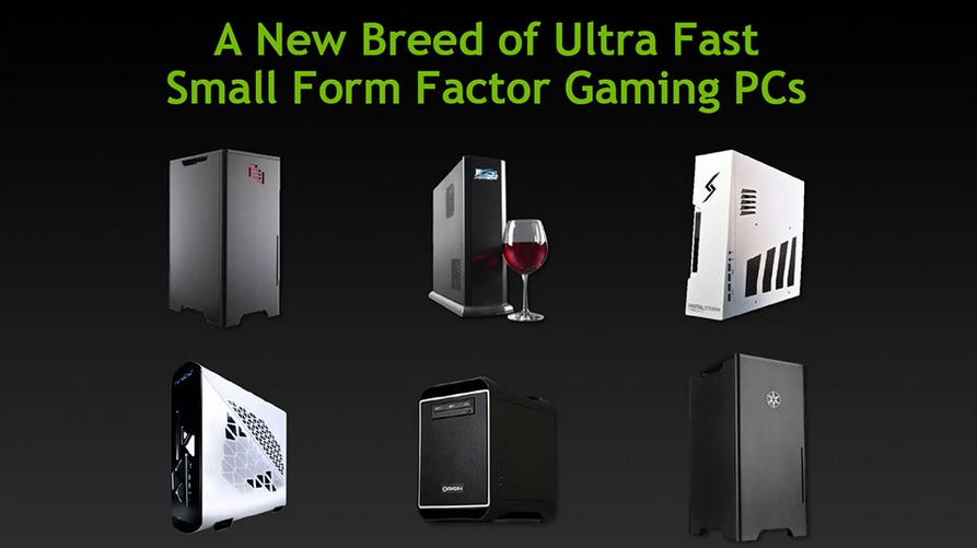 Nvidia Gaming Small