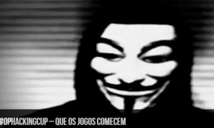 Anonymous al ataque en el Mundial de Brasil 2014