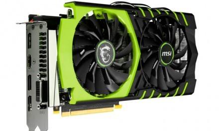 MSI lanza GTX 960 y GTX 970 versión limitada