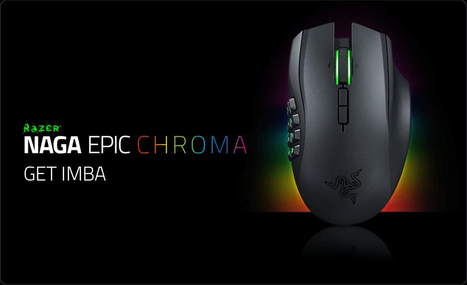 Razer Naga Epic Chroma Review