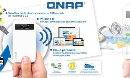 QNAP QGenie Mobile NAS Review
