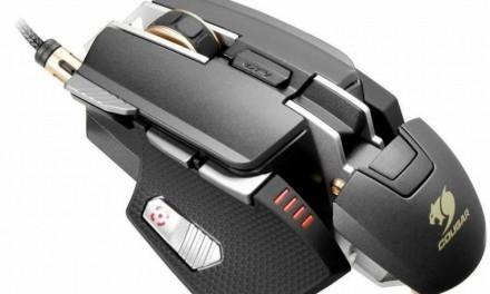 Cougar 700M: el ratón que se transforma para adaptarse a tu mano