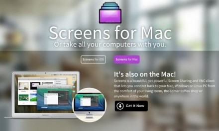 Screens actualiza sus aplicaciones para adaptar sus conexiones VNC a OS X Mavericks