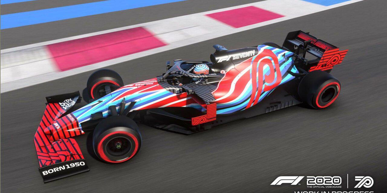 Disponible la prueba gratuita de F1 2020 para Xbox One y PS4