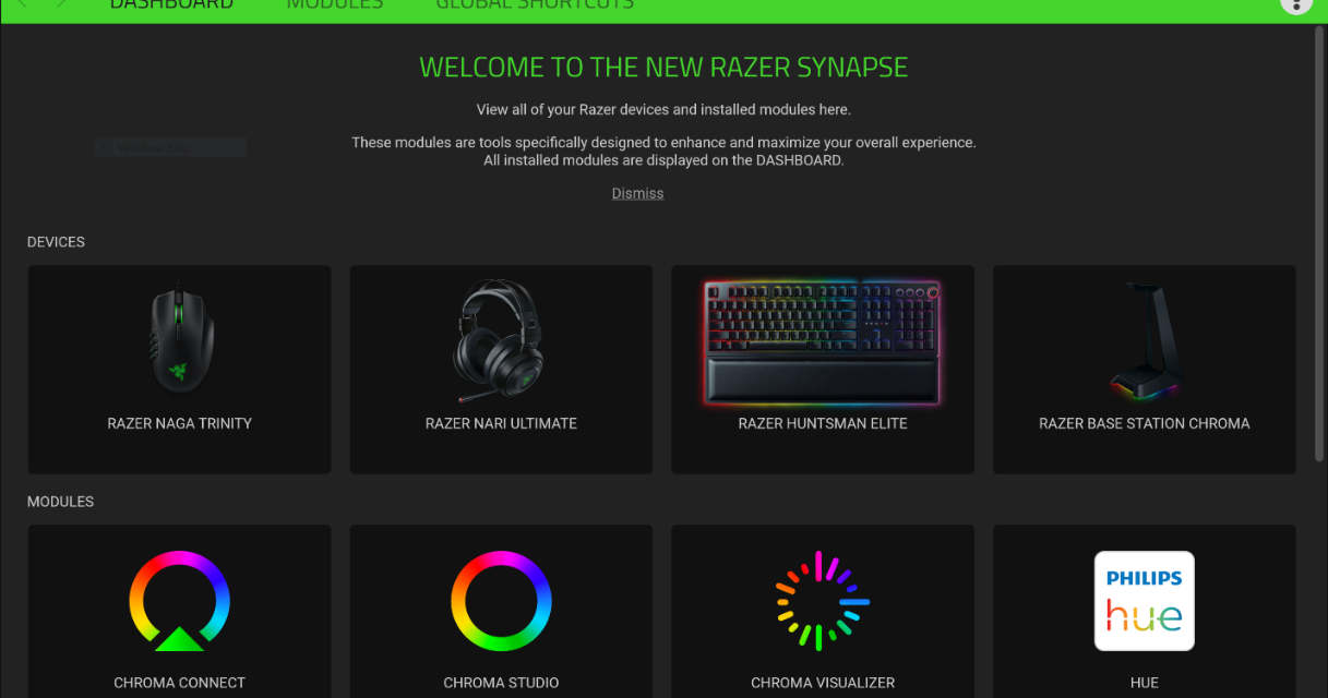 Razer mejora la privacidad para los usuarios de Razer Synapse 3