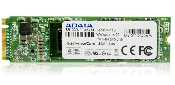 ADATA presentará sus nuevos productos en Computex