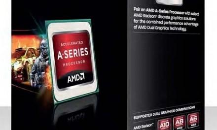 AMD lanza su AMD A10-7800