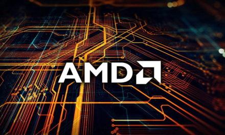 Curiosa bajada en bolsa de AMD