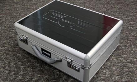 LA AMD Radeon R9 295X2 se deja ver brevemente en vídeo