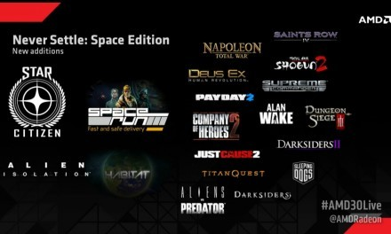 AMD da vida a un nuevo bundle de juegos para AMD Radeon