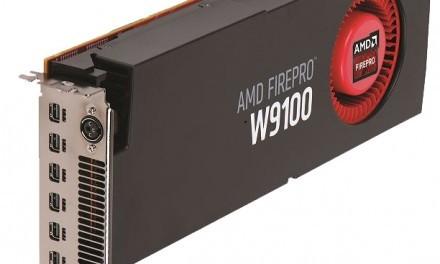 AMD presenta oficialmente su nueva gráfica profesional FirePro W9100