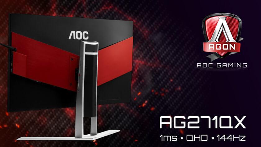 AOC anuncia un monitor gaming con FreeSync