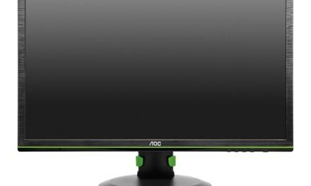 AOC anuncia su nuevo monitor gaming g2460Pg