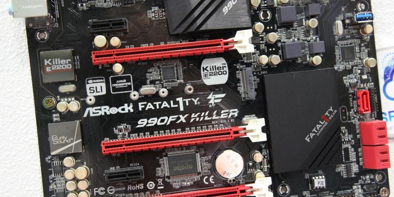 ASRock 990FX Fatal1ty, M.2 para AM3+