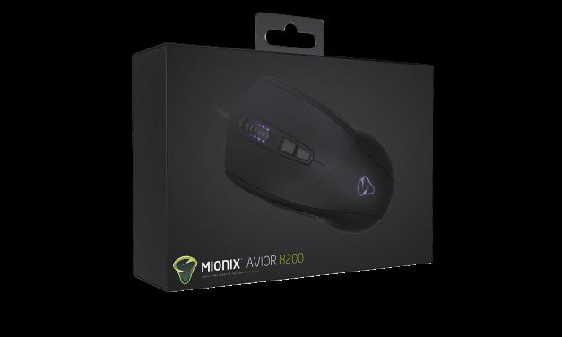 Mionix Avior 8200 Review
