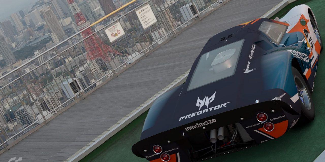 Acer firma un acuerdo de colaboración con R8G, el equipo de simracing de Romain Grosjean
