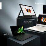Acer triunfa en los premios Good Design Awards 2019 con los diseños de sus portátiles, incluidos los modelos para creadores ConceptD