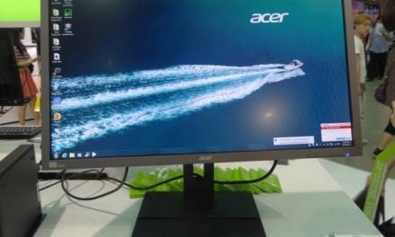 Acer anuncia su nuevo monitor dedicado a gamers y profesionales