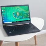 El nuevo Swift 5 de Acer se mantiene como el portátil de 14 pulgadas más ligero del mundo