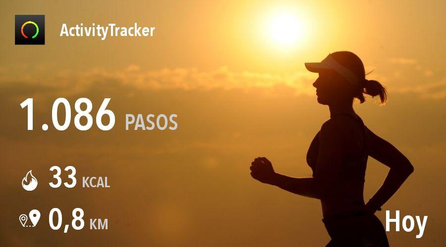 Activity Tracker compartir
