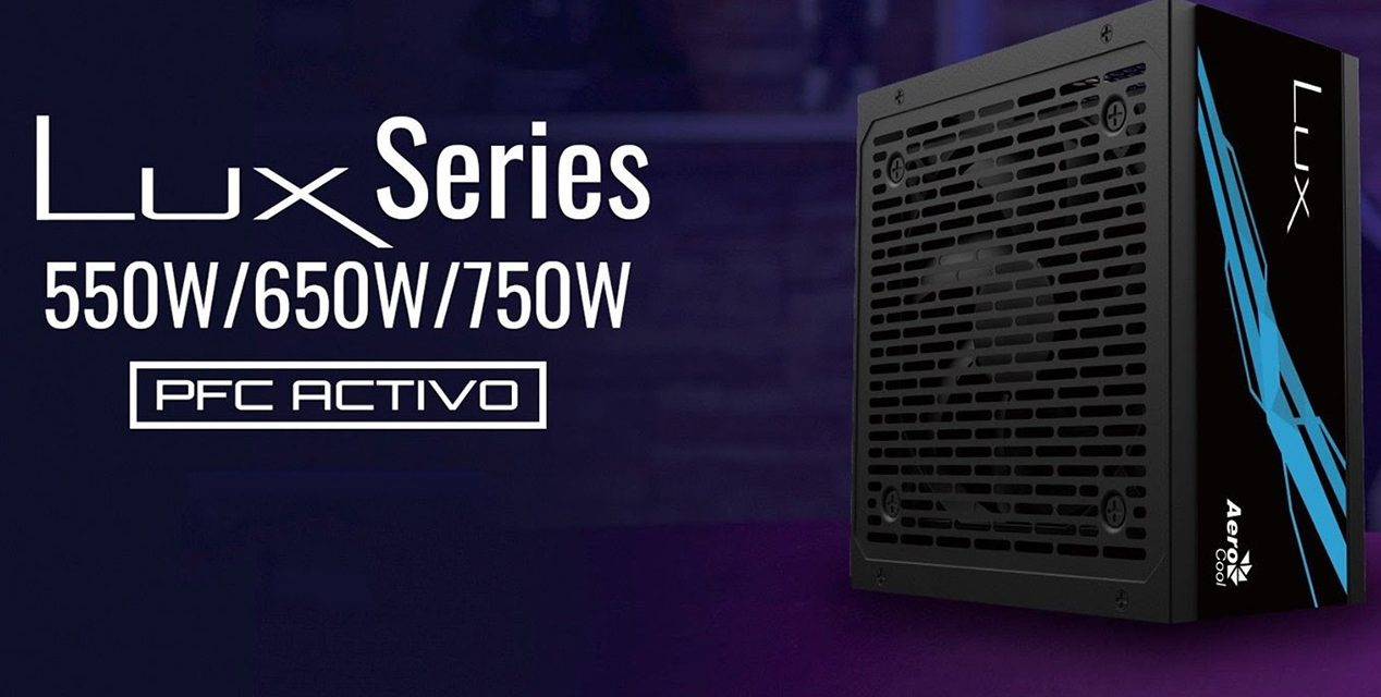 Aerocool LUX 650W Review