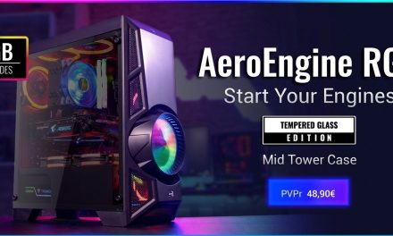 Nueva AeroEngine RGB de Aerocool