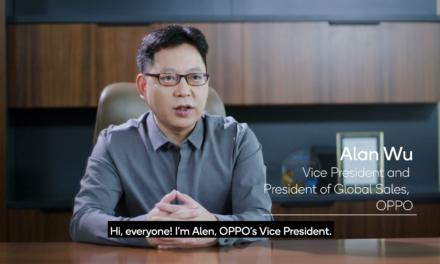 """Alen Wu, vicepresidente de OPPO, participa en la campaña """"5G para todos"""" de Qualcomm"""