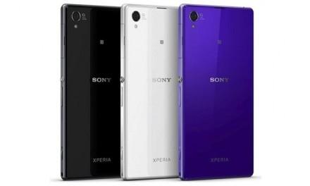 Sony lanza Android 4.4.4 para su gama alta de smartphones