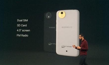 Android One aclarando dudas sobre la Google I/O