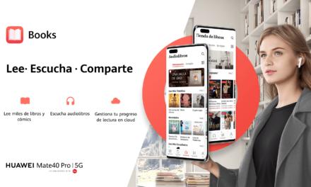 HUAWEI incorpora los audiolibros a su plataforma de lectura digital Huawei Libros
