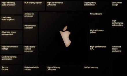 Nueva información sobre el CPU Apple A14X Bionic