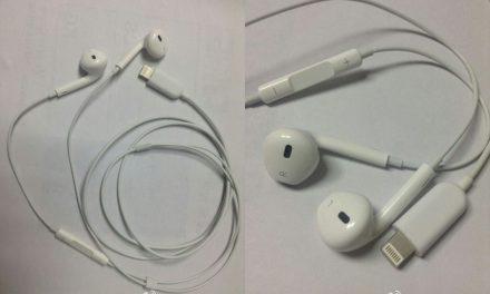 Se filtran unos EarPods con entrada Lightning del iPhone 7 en vídeo