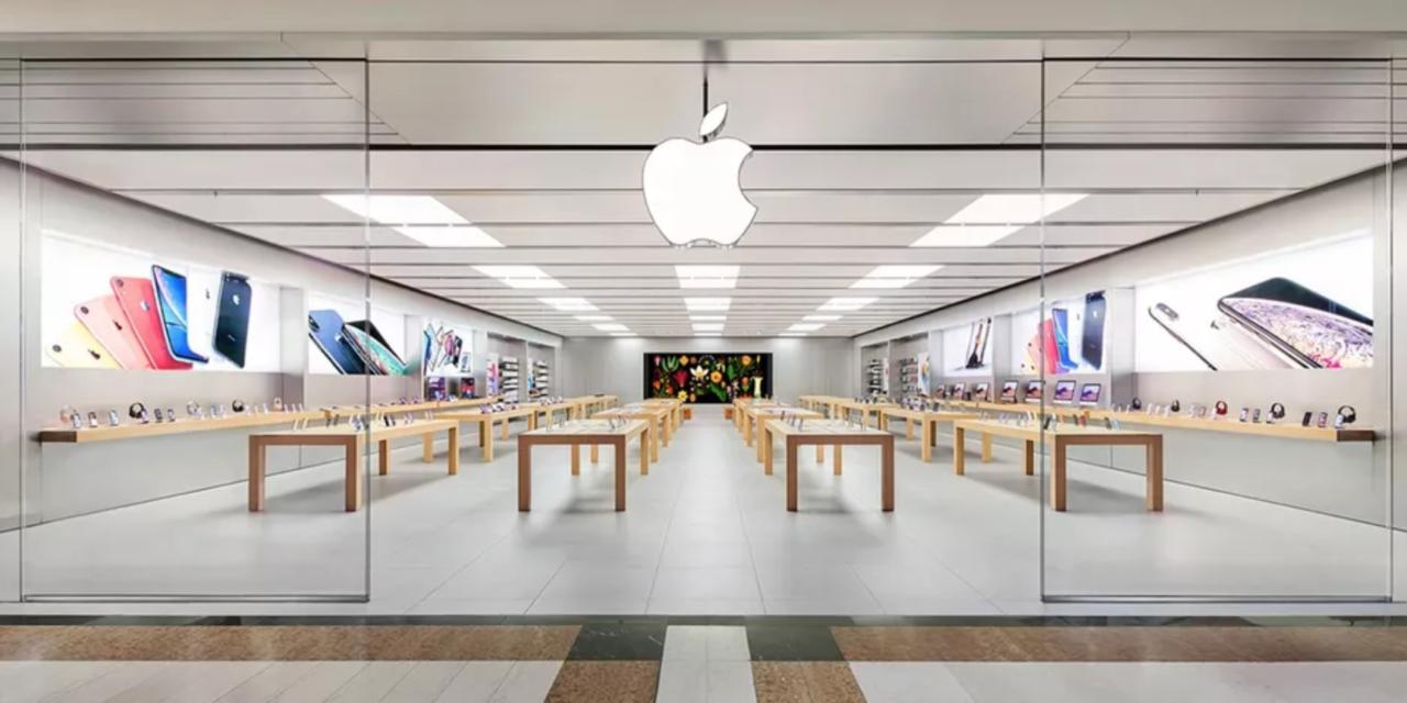 Cierran varias Apple Store en España