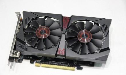 Asus anuncia la Geforce GTX 750 Ti