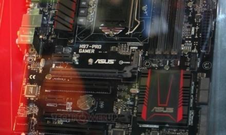 Asus anuncia su nueva placa base para gamers