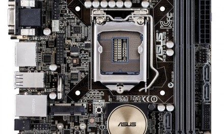 Asus anuncia su nueva placa base mini-ITX