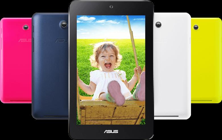 Asus lanza la tablet MeMo Pad 7 en España