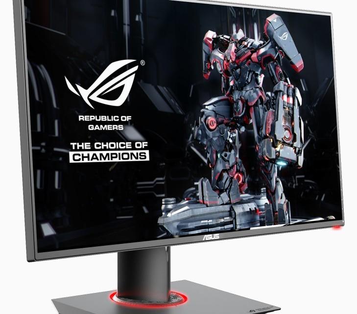Asus anuncia su monitor gamer