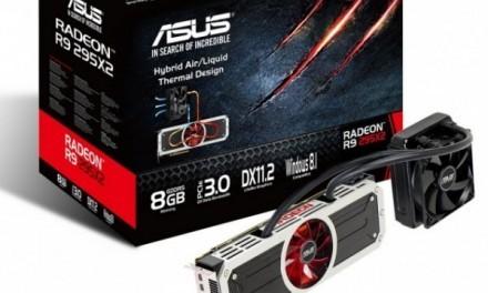 AMD Radeon R9 295X2 anunciada por 1.499 euros