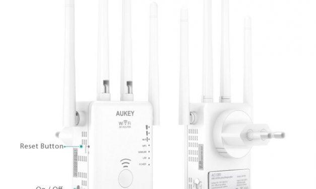 Aukey WF-R8 Review