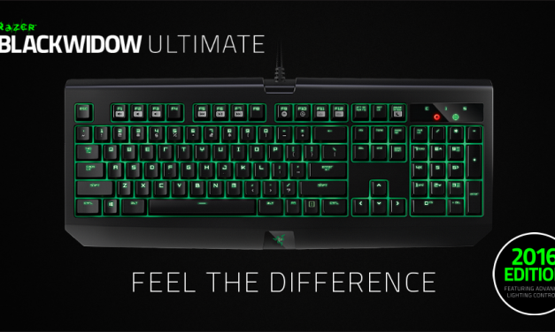 Razer BlackWidow Ultimate (2016) Review