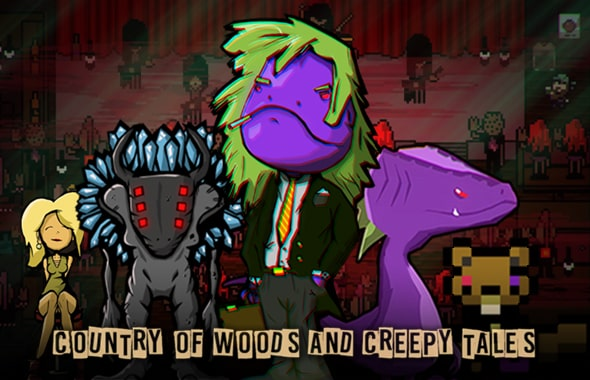 """""""Baobabs Mausoleum – Country of Woods and Creepy Tales"""" llega a todas las consolas y PC para sembrar de terror tus sueños"""