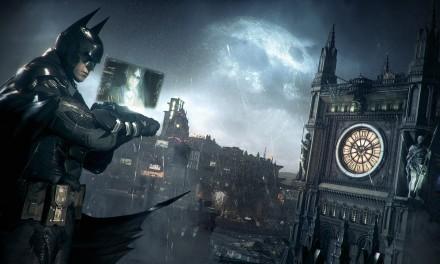 Batman Arkham Knight anunciado en la E3