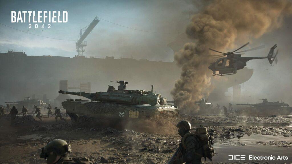 Battlefield 2042 campaña