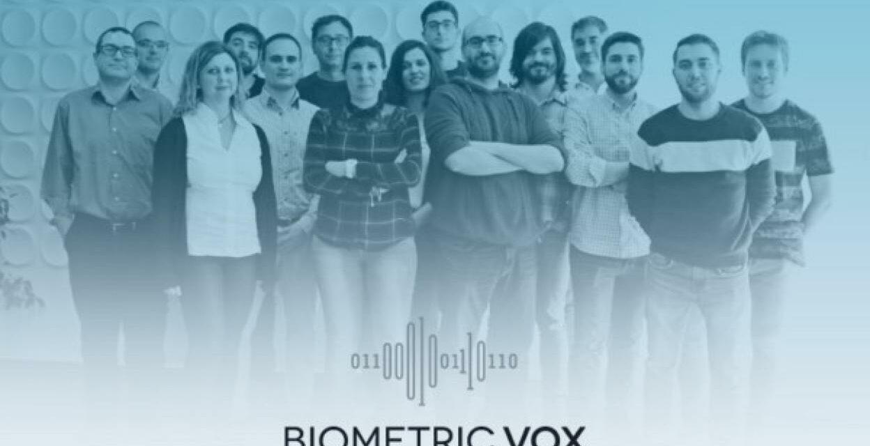 la biometría vocal de Biometric vox permite cerrar acuerdos con tan sólo la voz y una app