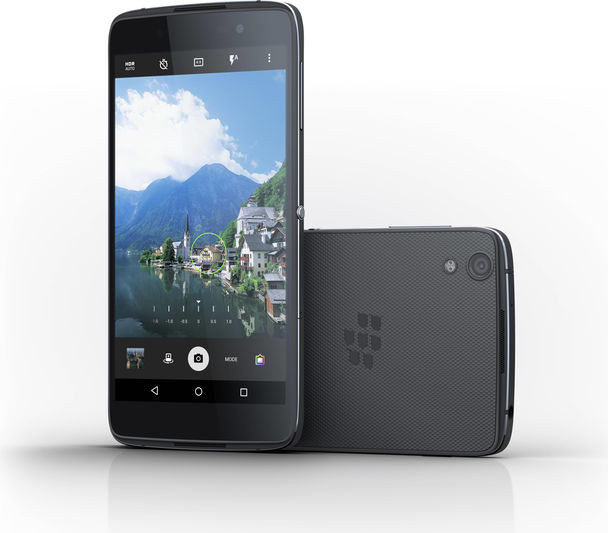 Blackberry anuncia BlackBerry DTEK50