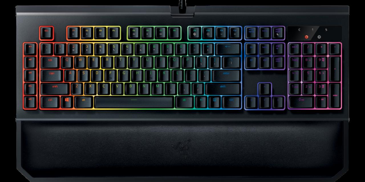Razer BlackWidow Chroma V2, el exitoso teclado de Razer se renueva