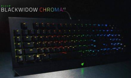 Razer BlackWidow Chroma V2 Review